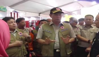VIDEO Kepala BNPB Buka Pameran Pengurangan Risiko Bencana 2019 di Pangkalpinang