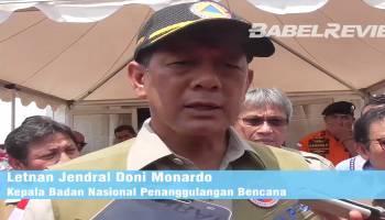 VIDEO Kepala BNPB Ungkap Terjadinya Karhutla dan Titik Api Yang Meluas Tahun Ini