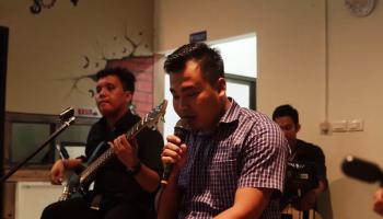 Video Live Akustik Pujasera Bandara Depati Amir