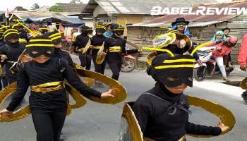 Video Meriahnya Karnaval Di Kecamatan Sungai Selan Peringati HUT Indonesia Ke 74