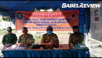 Video : Pasien Positif Covid-19 di Kabupaten Bangka Bertambah Dua Orang