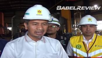 VIDEO PLN Babel Kerahkan 200 Personil Inspeksi Jaringan dan Pembangkit Guna Mengantisipasi Black out