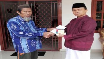 Wabup Bangka Umrohkan Marbot Masjid