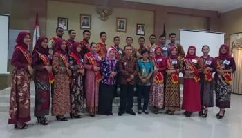 Wabup Syahbudin Berharap Pemenang Bujang Miak Dapat Mempromosikan Wisata Bangka