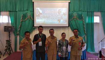 Wabup Syahbudin buka Pelatihan Manajemen Usaha Homestay