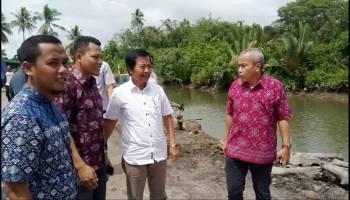 Wagub Abdul Fatah Kagum Melihat Wisata Mangrove Air Jungkung