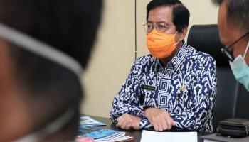 Wagub Abdul Fatah Soroti Jaminan Kemudahan Distribusi Komoditi Pangan Bagi Daerah Kepulauan