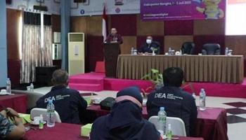 Wakil Bupati Bangka Buka Pelatihan Digital Enterpreunership Bagi Pelaku UMKM