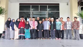 Wakil Bupati Bangka Lepas Kafilah STQH XI Tingkat Provinsi Babel