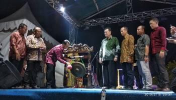 Wakil Bupati Bangka Tutup Bangka Expo 2019