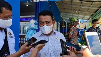 Wakil I DPRD Bangka, Mendra Kurniawan : Kita Akan Berikan Dukungan 100 persen untuk Perumda PDAM Tirta Bangka