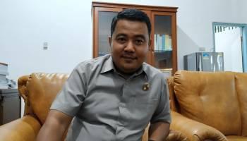 Wakil Ketua I DPRD Bangka Harap PT. Pulomas Sentosa Gerak Cepat Keruk Alur Muara