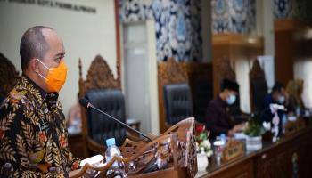 Wali Kota Apresiasi DPRD Pangkalpinang Sepakati KUA dan PPAS APBD 2021