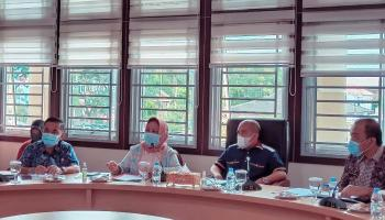 Wali Kota Molen Bahas Refocusing Program Strategis Setda Pangkalpinang