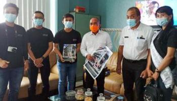 Wali Kota Molen Sambut Baik Film Pendek Blok Janda