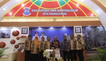 Wali Kota Pangkal Pinang Hadiri Rakernas XIV Apeksi di Kota Semarang