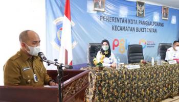 Wali Kota Pangkalpinang Apresiasi Program Pemberdayaan Alternatif Wirausaha Dari BNN