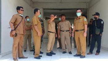 Wali Kota Pangkalpinang Siapkan Rusunawa untuk Pasien ODP dan PDP