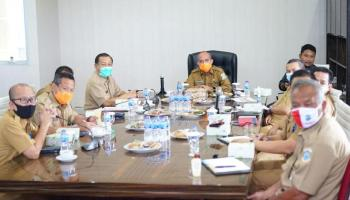 Wali Kota Persiapkan Perayaan Hari Jadi ke-263 Pangkalpinang