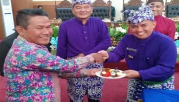 Walikota Molen Pengen Mesra Dengan DPRD Pangkalpinang Yang Baru