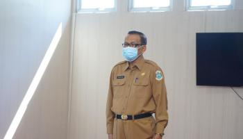 Walikota Pangkalpinang Berduka, Kepala BKPSDM Meninggal Dunia