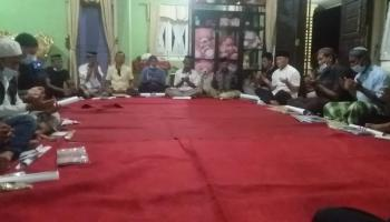 Warga Air Mesu Doakan Algafry Rahman dan Herry Erfian Menang Pilkada Bangka Tengah