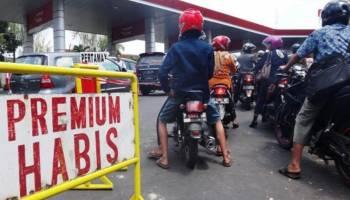 Warga Bangka Tengah Kesulitan Dapatkan BBM