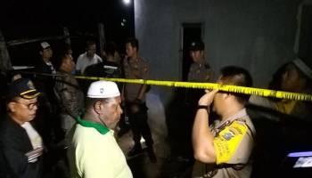 Warga Desa Balunijuk Dihebohkan Penemuan Mayat Bersimbah Darah