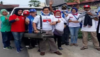 Warga Mengeluh Khawatir Diserang Nyamuk DBD, Ini Yang Dilakukan Ketua DPW Perindo Babel