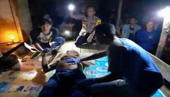 Warga Namang Digegerkan Penemuan Mayat di Pondok Kebun Sawit