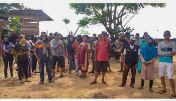 Warga Pesisir Toboali Tuntut Mitra PT Timah Gelar Sosialisasi Terbuka dan Tidak Diwakilkan