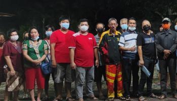 Warga Tolak Pembangunan Rumah Duka, Ketua Fraksi Gerindra Ini Siap Pasang Badan Bantu Warga