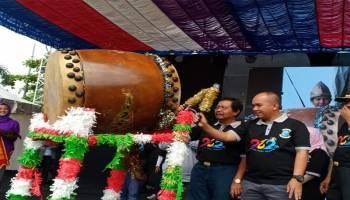 Wawako Pangkalpinang Buka Acara Hari Jadi Kota Pangkalpinang Ke-262