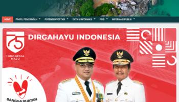 Website Pemprov Babel Peringkat 17, Berikut Ini 34 Website Pemprov Terpopuler se Indonesia