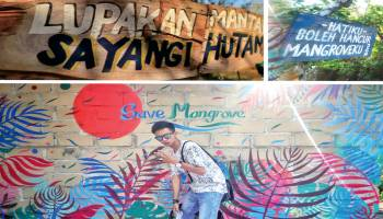 Wisata Mangrove Harus Miliki Konsep  Berbeda