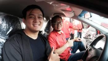 Wong Kito Ini Bawa Pulang Mobil HRV dari Telkomsel