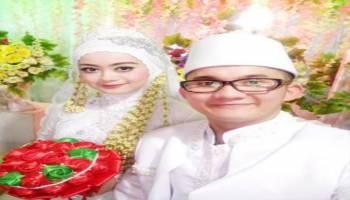 Woww! Cantiknya Istri Yendri LIDA, Baru Kenal 5 Hari Langsung Menikah