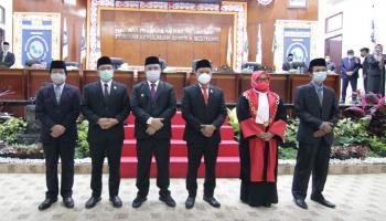 Wujudkan Kesejahteraan Rakyat, Herman Suhadi Siap Sinergi dengan Gubernur Erzaldi