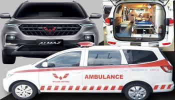 Wuling Ambulance Pilihan Tepat Pelayanan Kesehatan