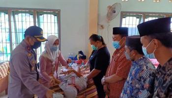 Yayasan Pena Arrahmah, PT Timah dan Mitra Gelar Khitanan Massal