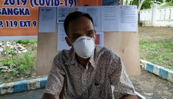 Yusni Thamrin Imbau Masyarakat Desa Karya Makmur Tidak Panik dan Khawatir