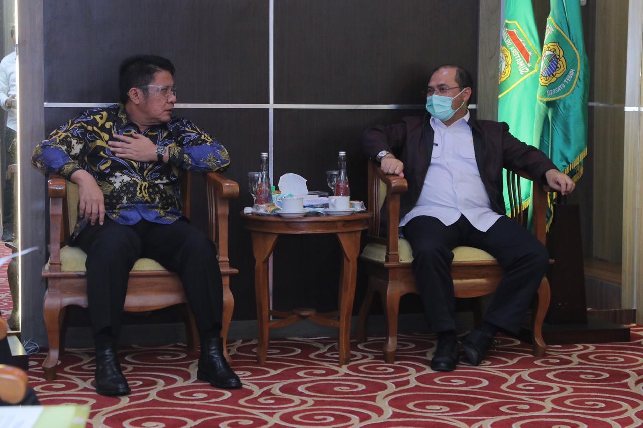 Soal Jembatan Sumatera – Bangka, Dua Gubernur Ini Akan Menghadap Presiden