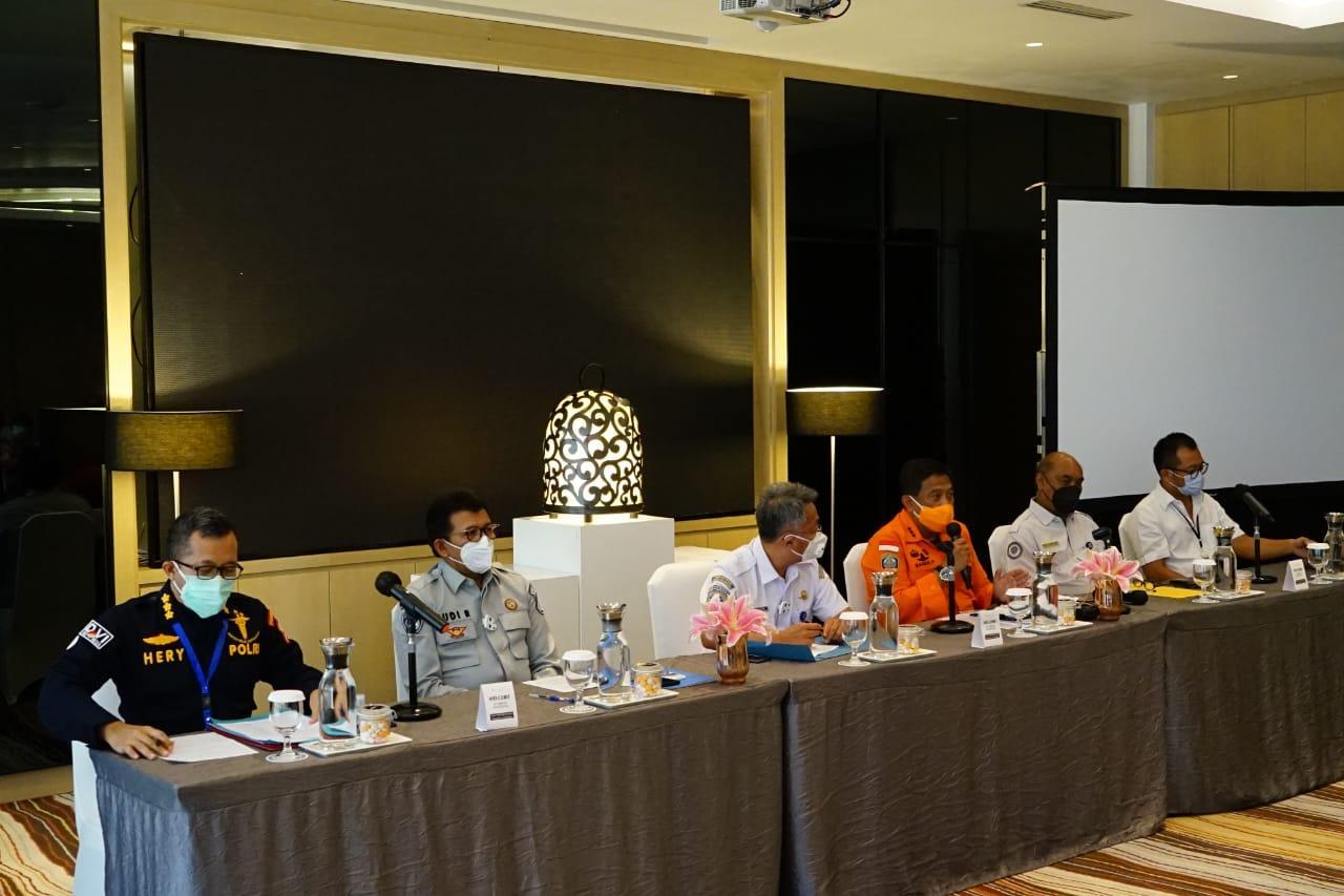 Sriwijaya Air Kembali Gelar Pertemuan dengan Keluarga Korban dan Otoritas Terkait