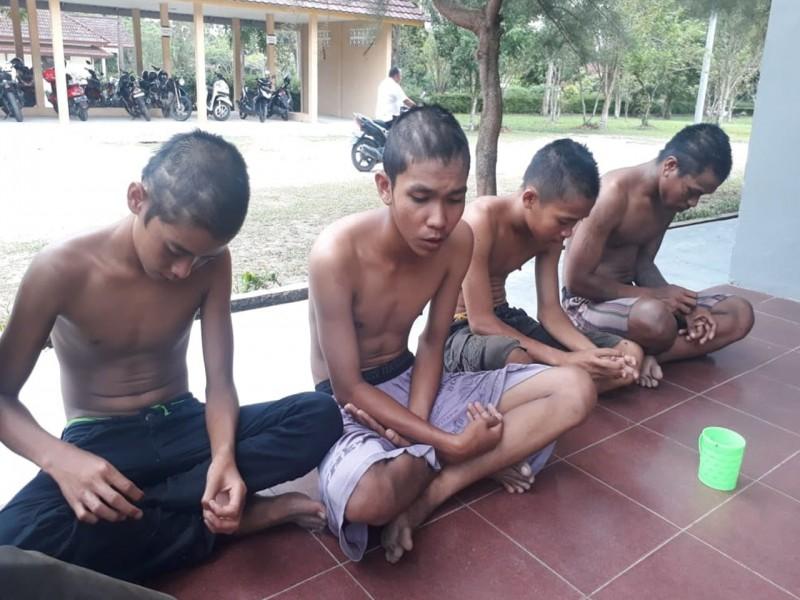 Sudah Meresahkan Warga, 8 Anak Jalanan Diamankan Sat Pol PP