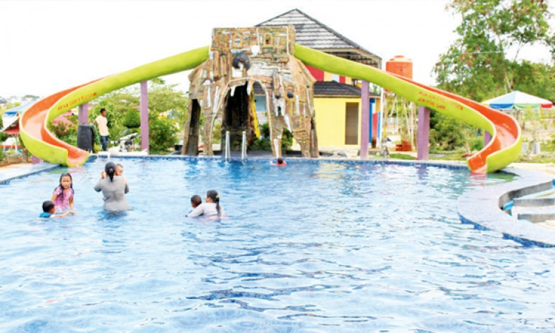 Taman Kolong Wisata Tiket Masuk Lebih Mahal Harga Bakso