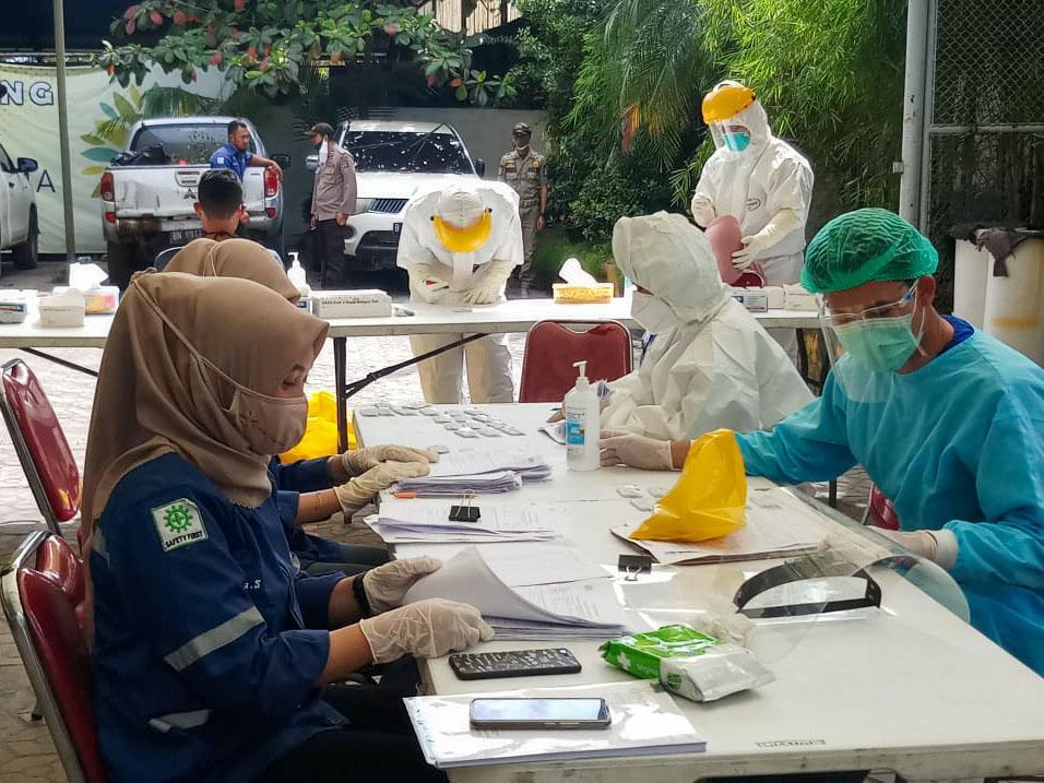 Tambah 25 Orang, Kasus Covid-19 di Kabupaten Bangka Kini Total 1.500 Pasien