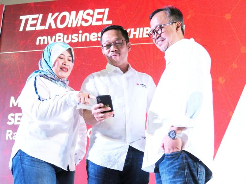 Telkomsel Tawarkan Solusi Bisnis Lebih Efisien dan Efektif bagi Perusahaan di Era Digital