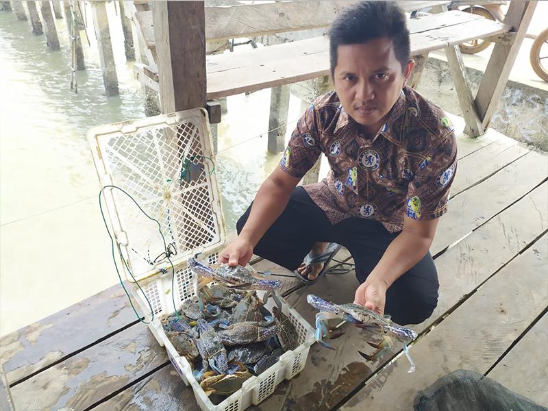 Teluk Kelabat Desa Pusuk, Simpan Potensi Laut yang Menjanjikan
