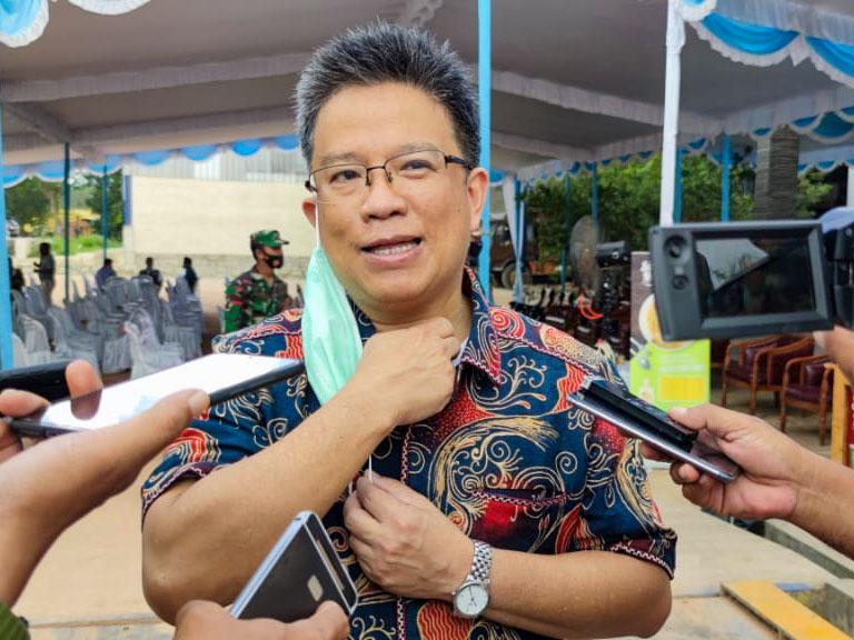 Tepung Sagu dan Tapioka Produksi PT BAA Diekspor ke Malaysia dan Jepang