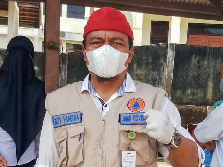 Terus Melambung, Kasus Covid-19 di Kabupaten Bangka Bertambah 39 Pasien